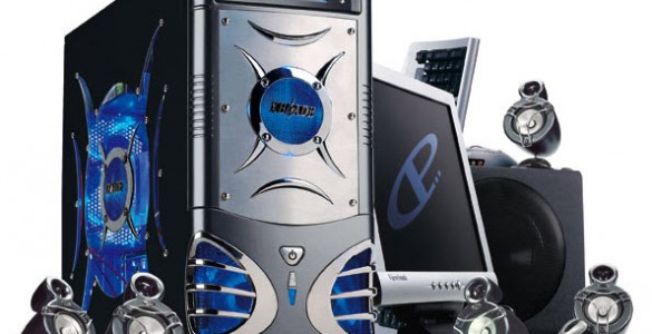 Gaming Desktop PC